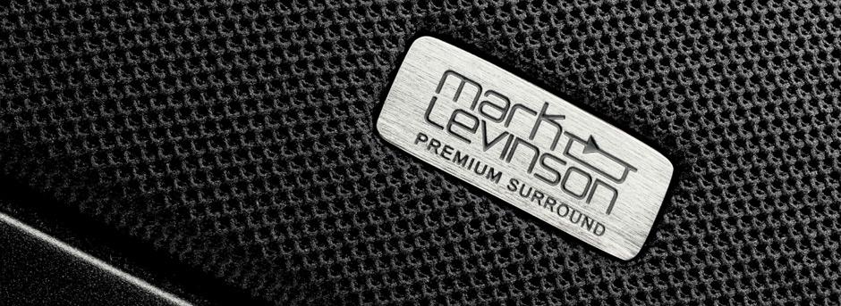аудиосистема Mark Levinson на Lexus GS 250