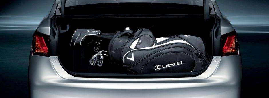 багажное отделение Lexus GS 250