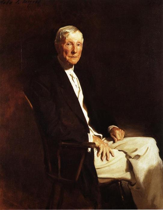John Davison Rockefeller