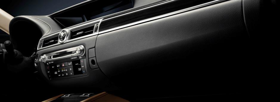 приборная панель Lexus GS 250
